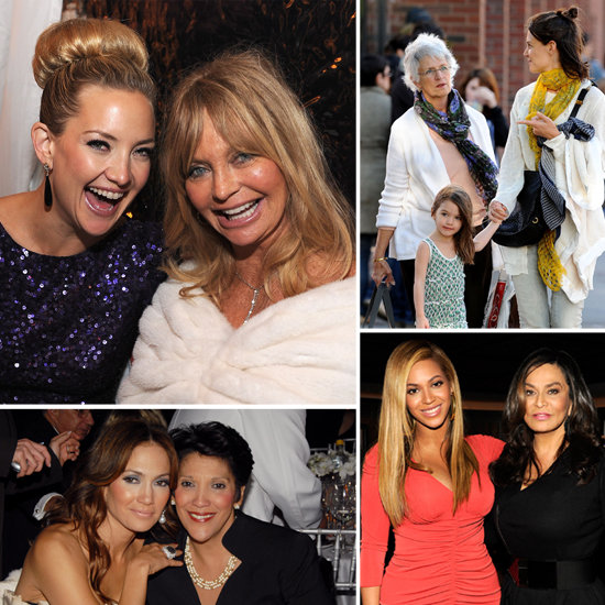9 of Our Fave Celeb Moms Talk About Their Mothers