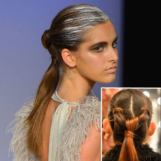 2012 MBFWA: 6 New-Season Ways to Update the Classic Ponytail