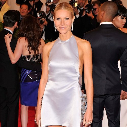 Gwyneth Paltrow Is Face of Hugo Boss Perfume