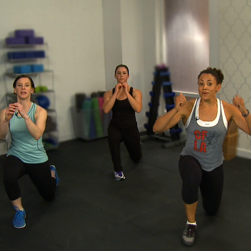 10-Minute Intense Full-Body Workout