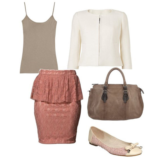How to Wear Peplum