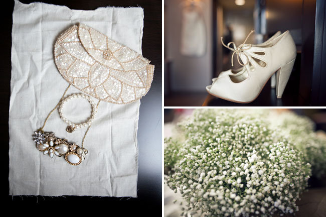 '40s Bridal Accessories