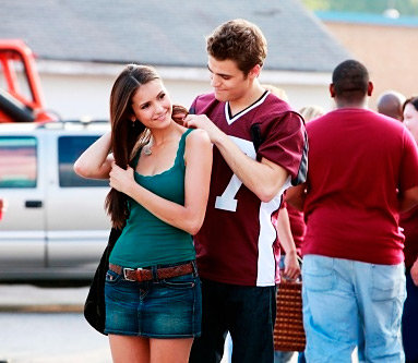 Season 1, Episode 3: Friday Night Bites...Stefan and Elena