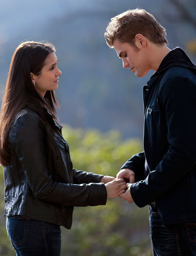 Season 2, Episode 20: The Last Day...Stefan and Elena