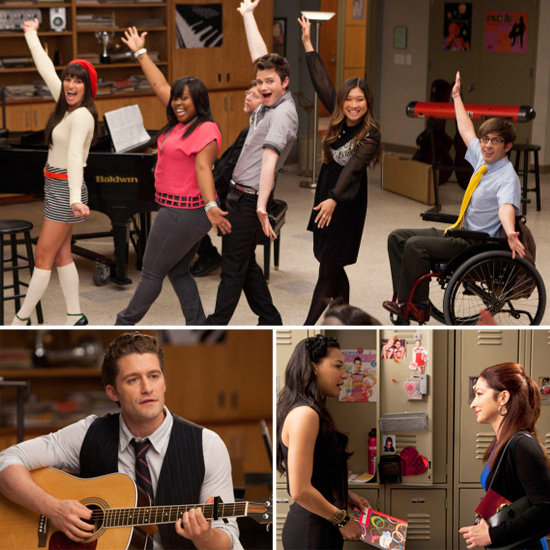 Get a Look at the Glee Season Finale