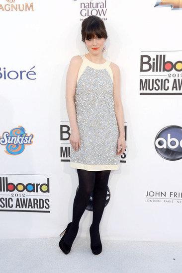 Zooey Deschanel(2012 Billboard Music Awards)