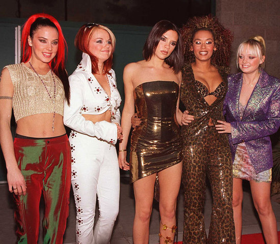 1997: The Spice Girls