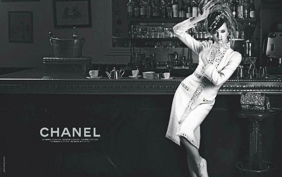 Chanel Pre-Fall 2012 Ad Campaign