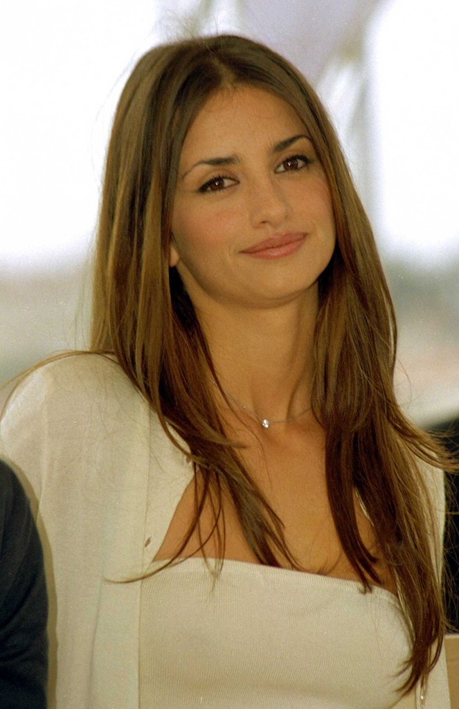 Penélope Cruz attended the Woman on Top event in 2000 at the Cannes Film Festival.