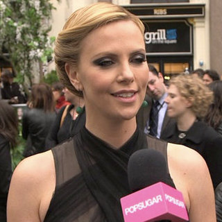 Charlize Theron Snow White and the Huntsman Premiere (Video)