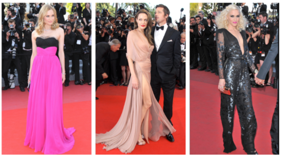 See the Top 10 Gorgeous Gowns From Past Cannes Film Festivals!