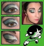 PowerPuff Girls Buttercup Inspired Look