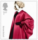 Royal Mail Great British Fashion Stamps
