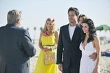 Busy Philipps, Courteney Cox, and Josh Hopkins on Cougar Town. Photo copyright 2012 ABC, Inc.
