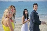 Busy Philipps, Christa Miller, Courteney Cox, and Josh Hopkins on Cougar Town. Photo copyright 2012 ABC, Inc.