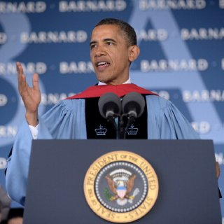 Barack Obama's Barnard College Commencement Speech