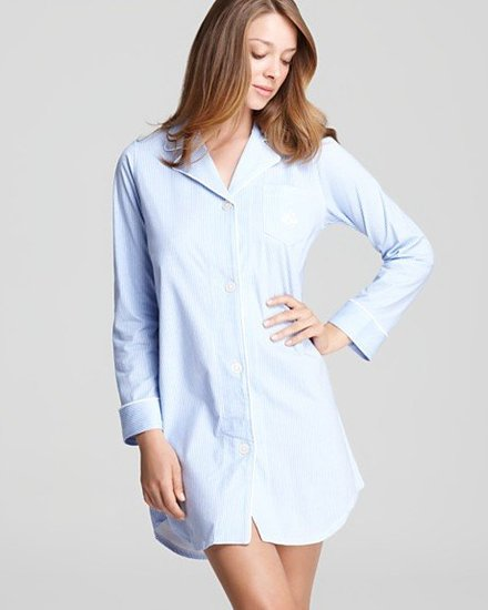 Lauren by Ralph Lauren Sleep Shirt ($59)