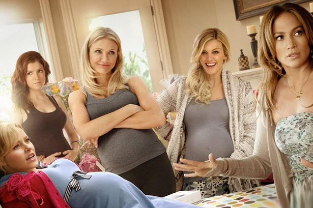 Your Best Friend Will Have a Completely Opposite Pregnancy