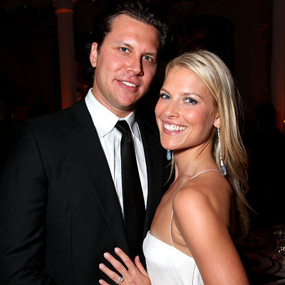 Hayes MacArthur and Ali Larter's Northeastern Affair