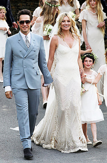 Jamie Hince and Kate Moss's Wedding Festival