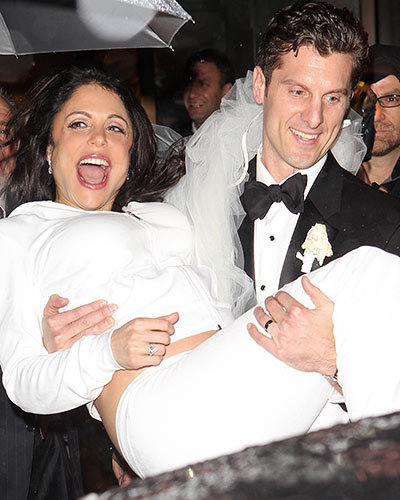 Jason Hoppy and Bethenny Frankel's Reality Romance