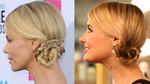 How to Create Charlize Theron's Pretty Braided Up 'Do