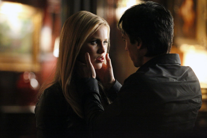 Rebekah and Damon Hook Up
