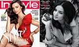 Miranda Kerr was chosen to grace the June 2012 cover of InStyle Australia.
