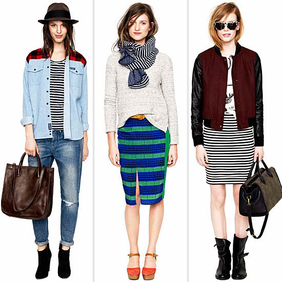 Sneak Peek! Madewell's Girl Goes Woodsy and Tomboy-Cool For A/W