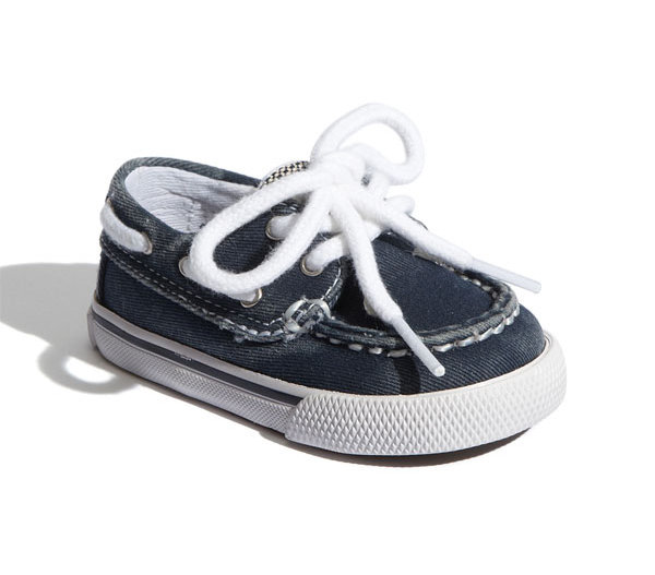 Sperry Top-Sider Halyard Crib Shoe ($25)