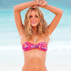 Victoria's Secret Model Erin Heatherton Workout Routine