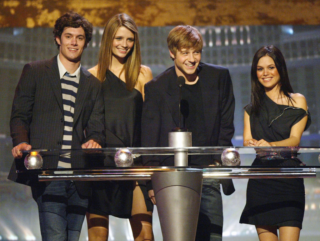 The O.C. cast took the stage at the December 2003 Billboard Music Awards.