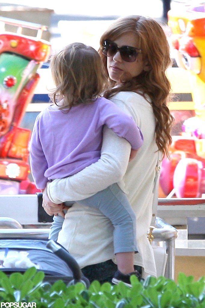 Isla Fisher and Elula Cohen were in France.
