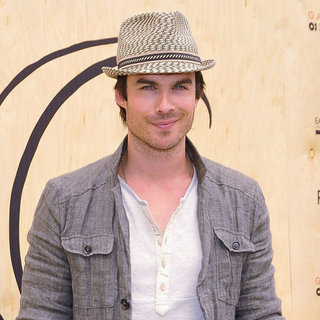 Ian Somerhalder and Nina Dobrev Battle For PopSugar 100 Title