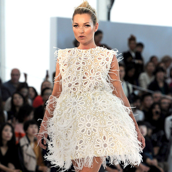 Feathers Spring 2012 Runway Trend