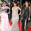 Freida Pinto and Eva Longoria Dresses at Cannes Film Festival