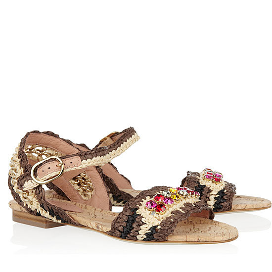 15 Embellished Sandals to Step Up Your Spring-to-Summer Footwear Game