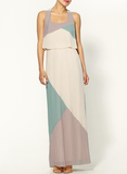 The subtle pleats in this feminine frock give it a double ladylike appeal. Tinley Road Printed Pleated Maxi ($89)