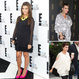 A Look Back at Kourtney Kardashian's Right-on-Trend Maternity Style