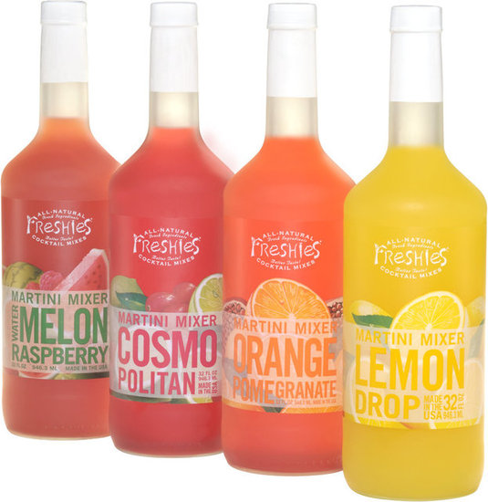 Fruity Cocktails: Freshie's
