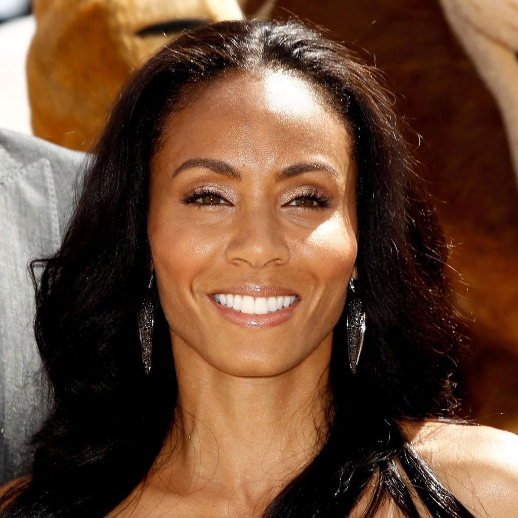 Jada Pinkett Smith at the Madagascar 3 Photo Op