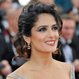 Salma Hayek at the Madagascar 3 Premiere
