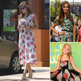 Shop the Newest and Most Gorgeous Crop of Celebrity Floral Frocks