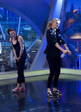 Kristen Stewart and Charlize Theron Play Games and Get Goofy in Spain