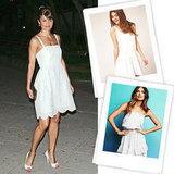 The ultimate LWD guide — the perfect white dress for every girl, every body, and every budget.