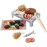 Haba Barbecue Grill Set — Play Food ($29)