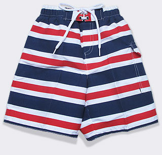 Baby CZ Swim Trunks ($62)