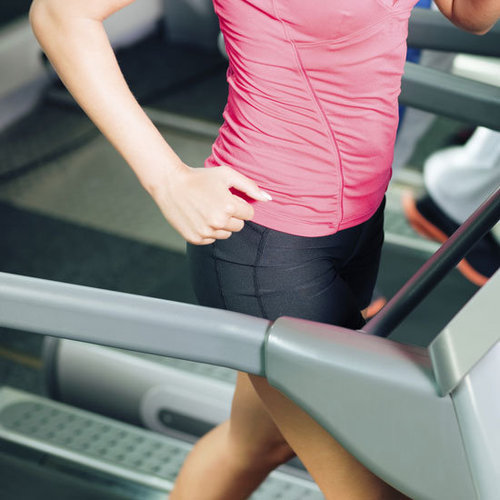 Printable Burn Calories and Fight Belly Fat: 45-Minute Treadmill Workout