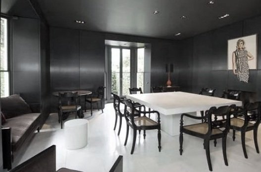 Tom Ford&#039;s London Home
