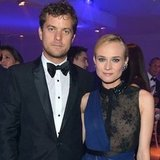 Diane Kruger and Joshua Jackson at Cannes (Video)